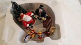 Dept. 56 - Santa Comes To Town, 1997 in Chicago, Illinois