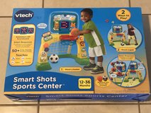 VTech Smart Shots Sports Center Learning Toddler Sports Toy New in Travis AFB, California