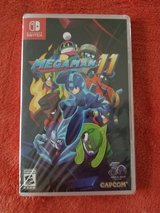 MegaMan 11 Nintendo Switch Game in Camp Lejeune, North Carolina