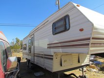1991 sierra by cobra 27ft 5th wheel trailer in Yucca Valley, California