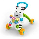 Fisher price zebra baby walker in 29 Palms, California
