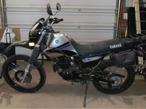 2005 Yamaha XT225T in Alamogordo, New Mexico