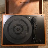 Crosley record player in Plainfield, Illinois