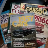 Lot of 6 car magazines in Houston, Texas