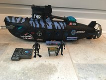 True Heroes Sentinel-1 Attack Submarine with Rockets (Toys R Us Exclusive) in Bolingbrook, Illinois