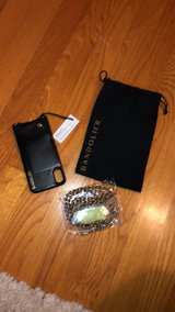 Bandolier cross body phone case & wallet in Joliet, Illinois