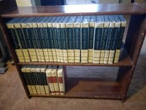 vintage complete set A/z world book encyclopedia in Yucca Valley, California