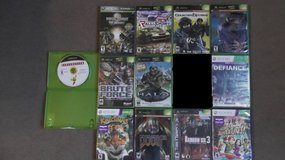 Xbox 360 & Xbox 12 Games in Clarksville, Tennessee