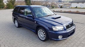 2004 Subaru Forester XT 2.0 Turbo Cross Sports AWD Manual *japanese import* in Ramstein, Germany