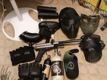 paintball equipment in Beaufort, South Carolina