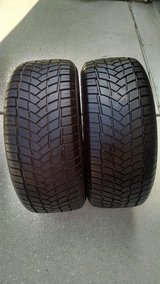 Two P285/55R18 Tires in Kingwood, Texas