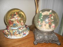 Large Snow Globes in Travis AFB, California