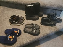 Toddler Boys sz 13 Shoes Boots Sneakers Lot in Fort Campbell, Kentucky