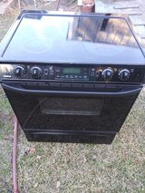 glass flat top stove in Fort Polk, Louisiana