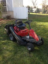 Riding Lawnmower in Chicago, Illinois