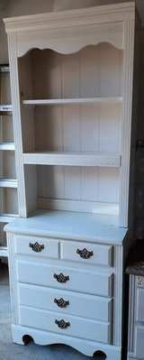 Tall 2 piece cabinet in Clarksville, Tennessee