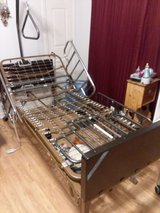 hospital bed in Fort Campbell, Kentucky