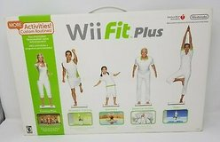 Wii Fit Plus with Balance Board and Video Games in Yucca Valley, California