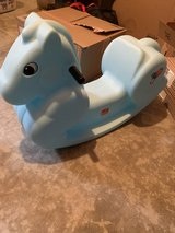 Step 2 rocking horse in Sandwich, Illinois
