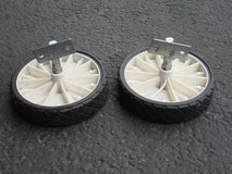 PAIR OF SURFACE MOUNT WHEELES in Chicago, Illinois