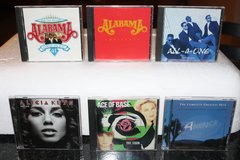 Over 200 Music CD's from 1970's 1980's & 1990's $5 each in Spring, Texas