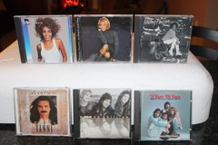 Over 194 Music CD's from 1970's 1980's & 1990's $5 each in Spring, Texas