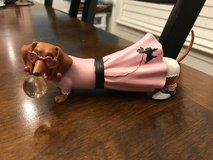Hot Diggity Dachshund Poodle Skirt Figurine in Naperville, Illinois