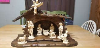 Nativity set in Naperville, Illinois
