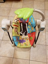 Musical baby swing and musical mat in Orland Park, Illinois