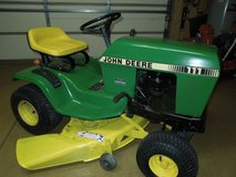 "John Deere Lawn Tractor 38"", 11HP in Orland Park, Illinois"