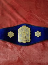 WWE Blue Heavyweight Title Belt in Camp Lejeune, North Carolina