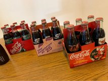 Coca Cola glass bottles in Cleveland, Texas