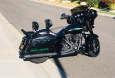 2014 Street Glide in Camp Pendleton, California