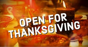 Open Thanksgiving Day! in Wiesbaden, GE
