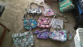 Lot of Vera Bradley Purses/ Bags in Chicago, Illinois