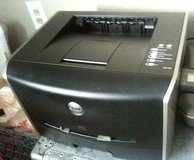 Dell Laser 1720 black printer, home-office size with spare toner in Tacoma, Washington