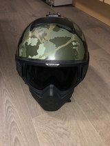 motorcycle helmet in Ramstein, Germany