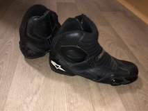 alpinestars motorcycle boots in Ramstein, Germany