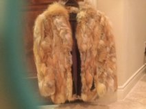 Red Fox jacket from Canada REDUCED! in Conroe, Texas