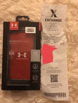 Under Armour phone Protector for iPhone XS and X NEW IN BOX!!! in Ramstein, Germany