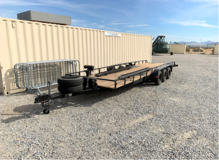 Triple Axel 25' Utility Trailer in Yucca Valley, California