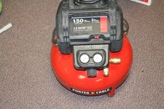 Air Compressor / Porter Cable C2002 in Clarksville, Tennessee