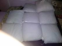 """12"""" x 12"""" (8) pillow forms in Yorkville, Illinois"""