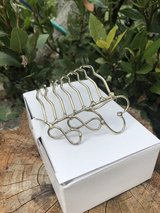 Heart and Infinity Hair Comb in Okinawa, Japan