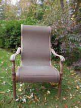 Plantation style patio chair in St. Charles, Illinois