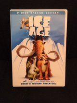Ice Age 2 disc Special Edition dvd set in Cherry Point, North Carolina