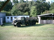 Deuce and a Half in Fort Polk, Louisiana
