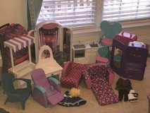 """My Life doll furniture and accessories  """"All in excellent condition """" in Byron, Georgia"""