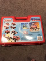 Erector fire rescue set (ages 5+) builds 8 different models in Naperville, Illinois