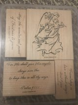 Stampin' Up SU On Angel Wings 4 Stamp Set in Naperville, Illinois